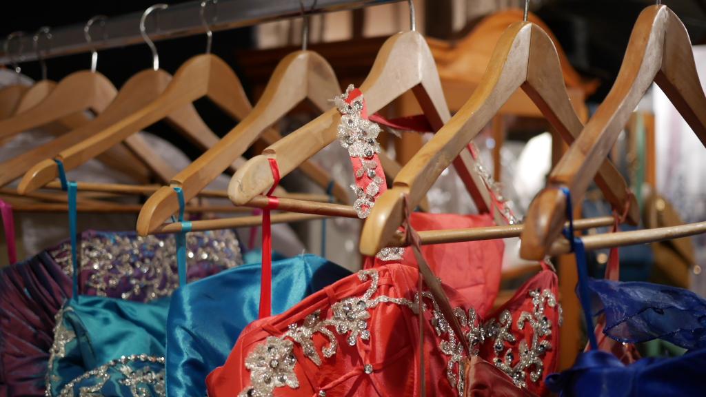 jurken-hangers